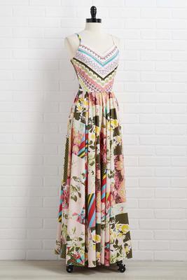 bali bound dress