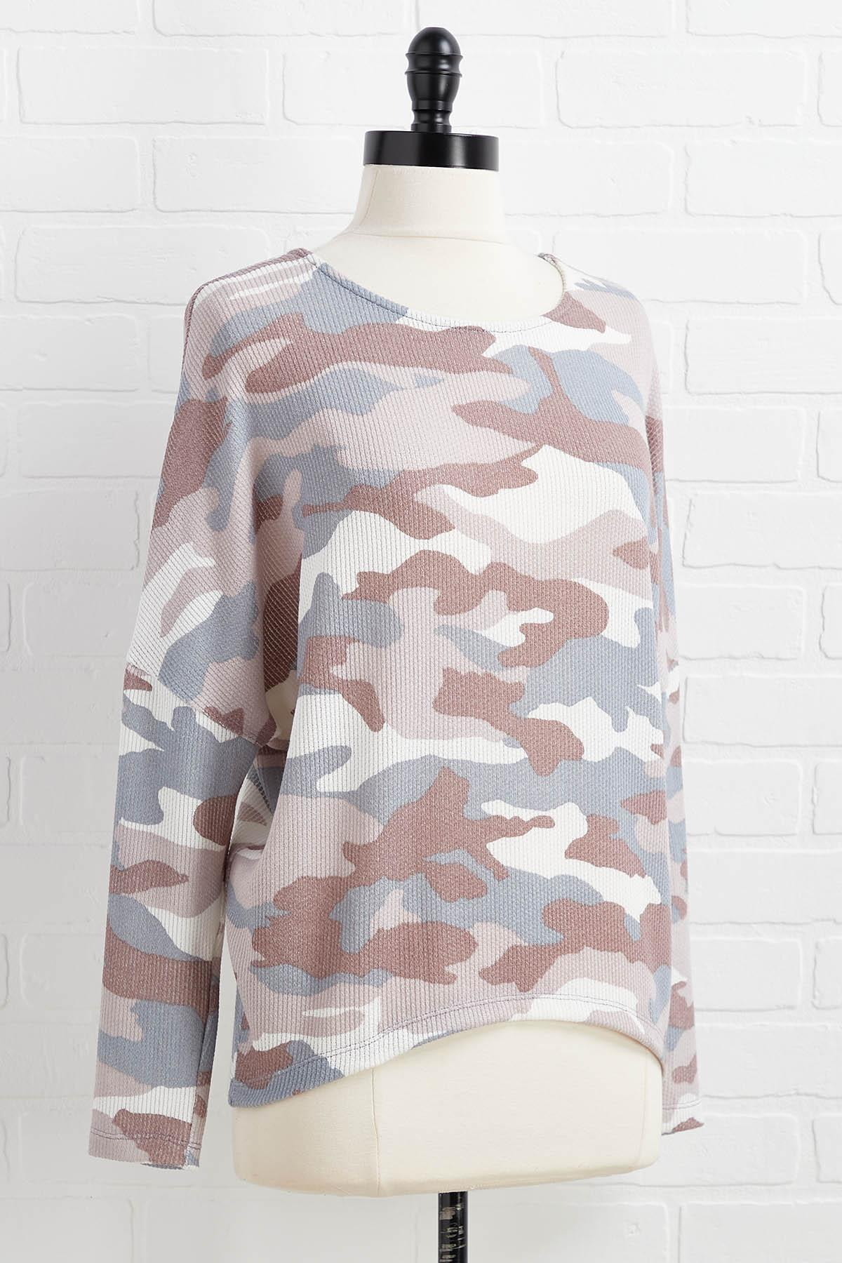 Style Salute Top