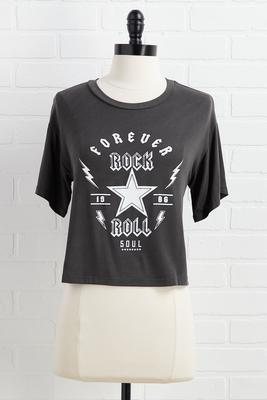 forever rock n roll top