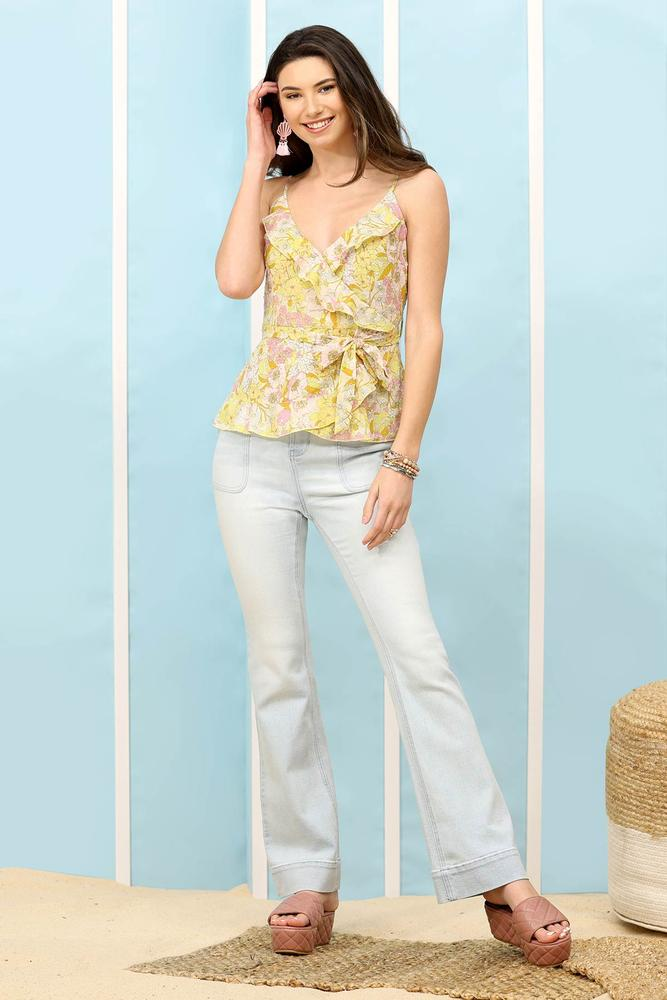 Far And Wide Leg Jeans