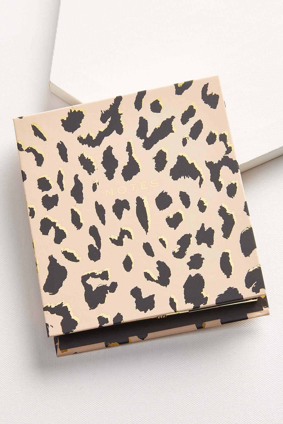 Cheetah Notepad