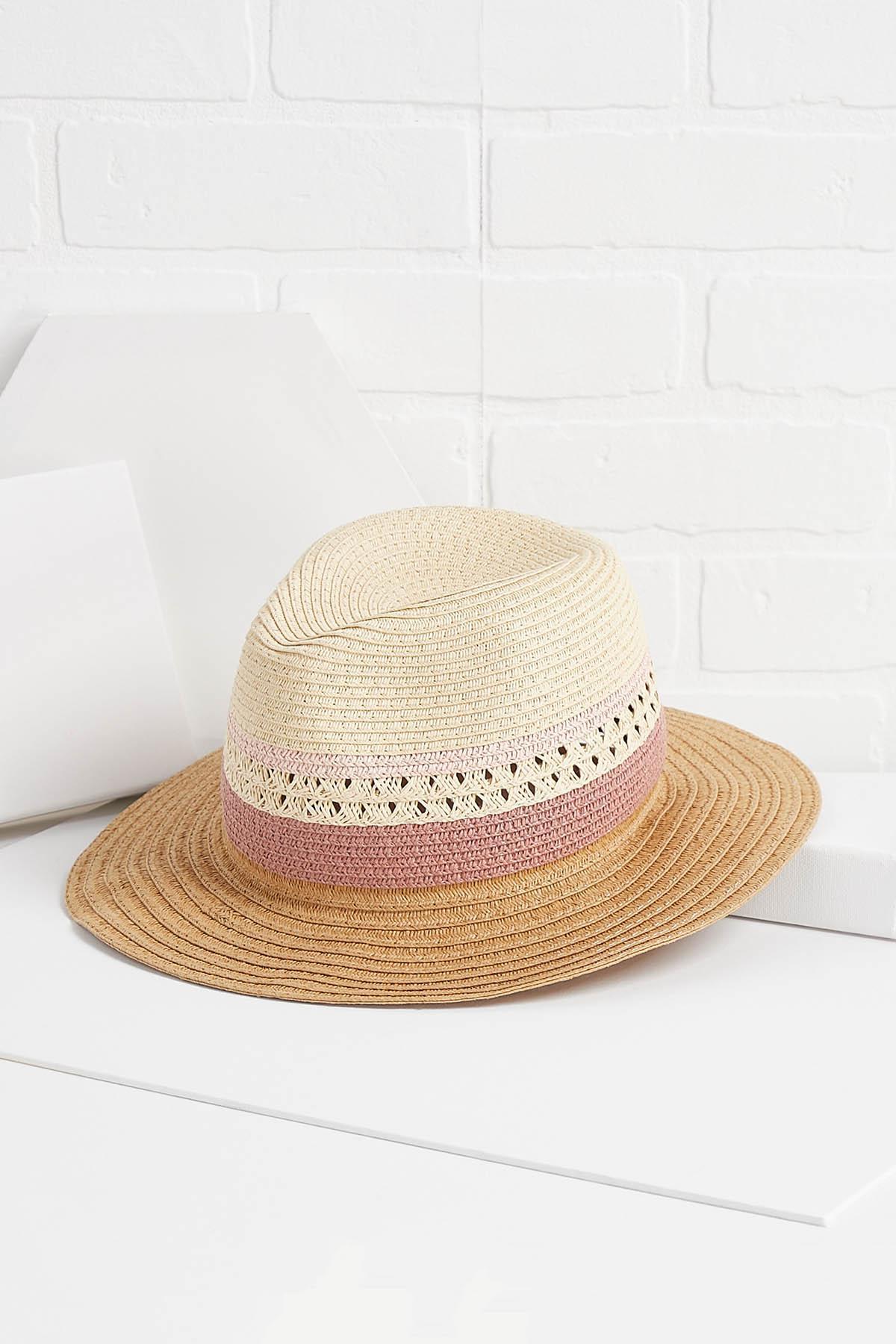 I Want It Straw Hat