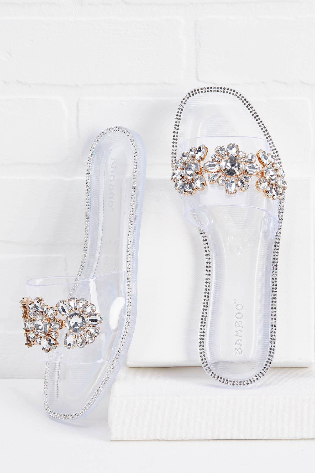 Fancy Feet Sandals