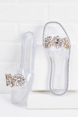 fancy feet sandals