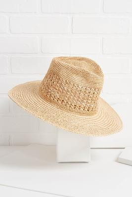 beachy vibes hat