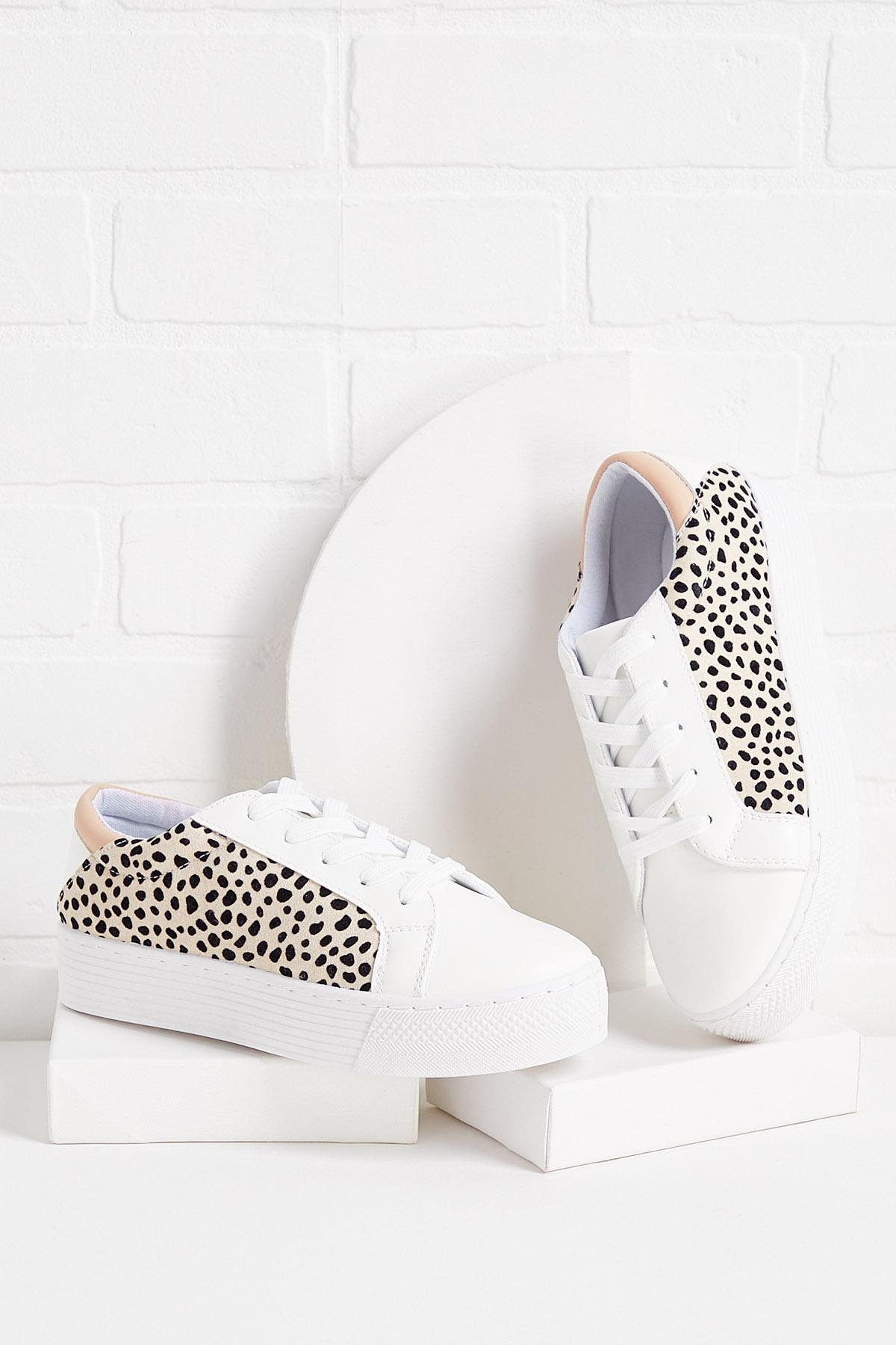Quit Cheetah On Me Sneakers