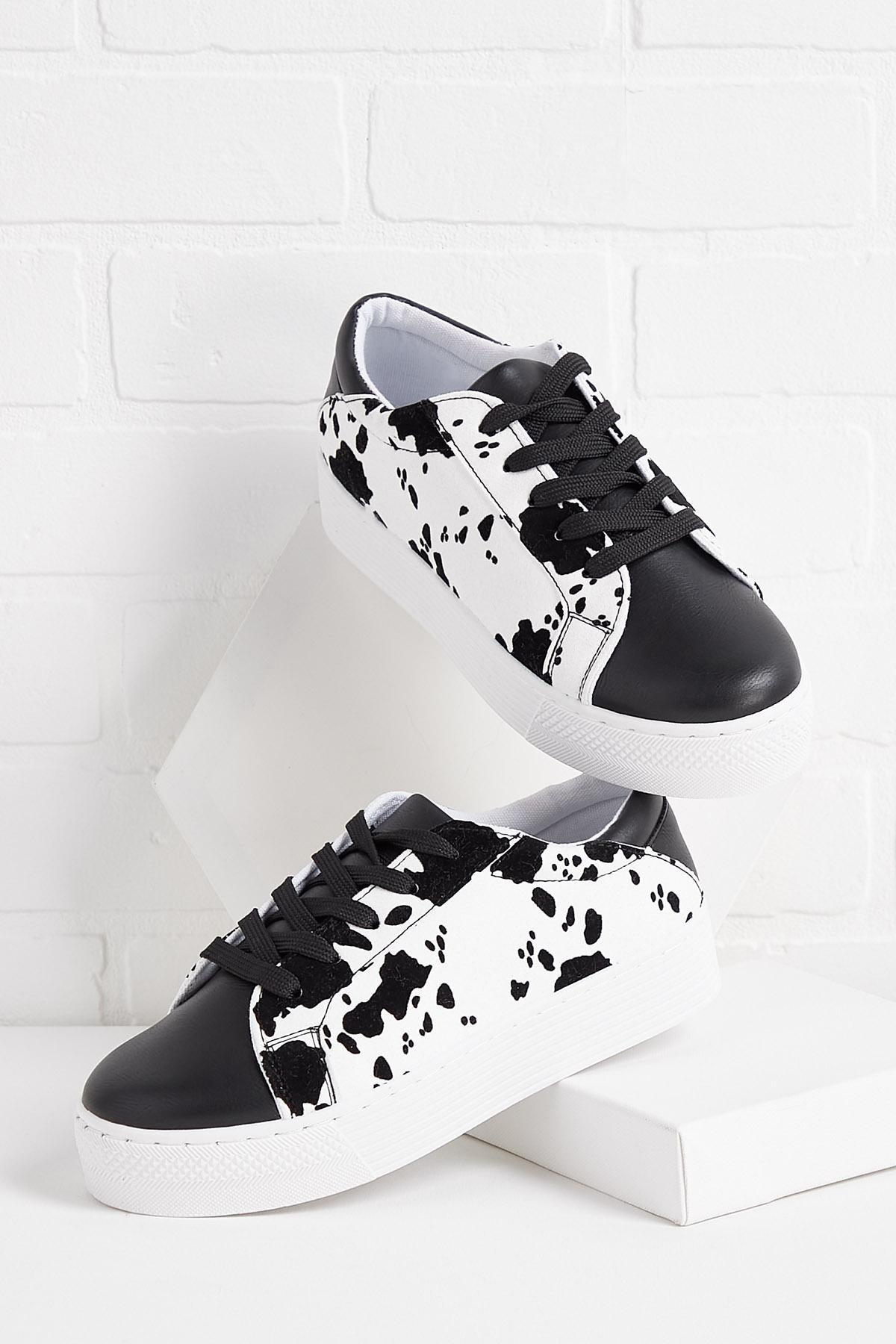 On The Moooove Sneakers