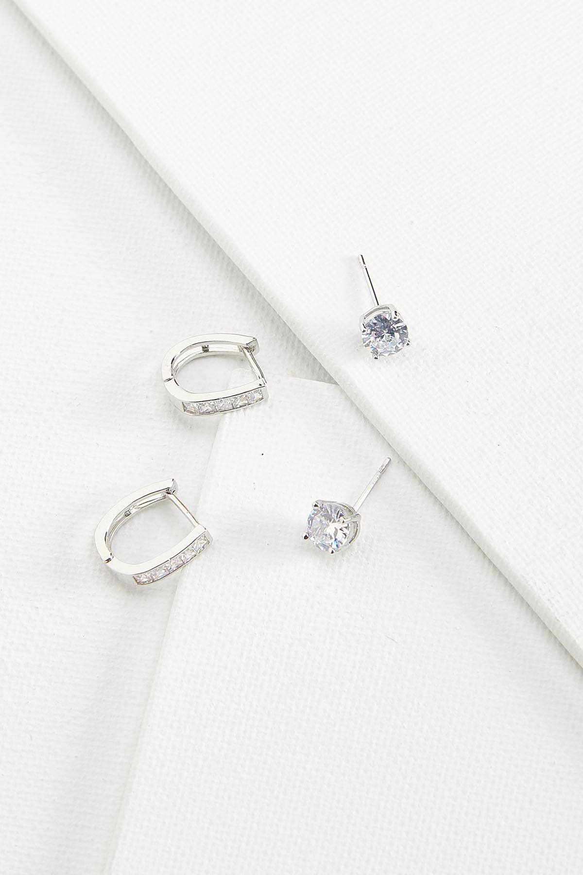 Sparkly Earring Set