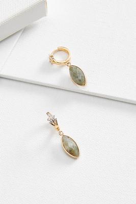 cateye earrings