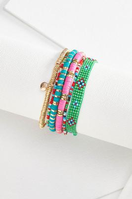 sequin bracelet set