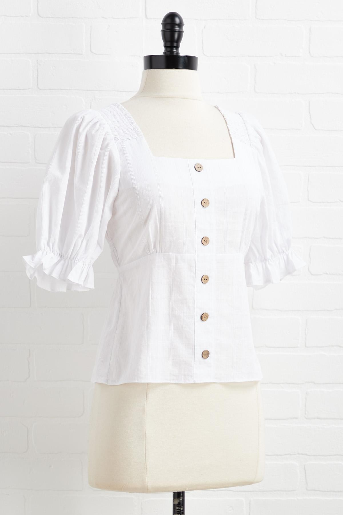 Sweetly Yours Top