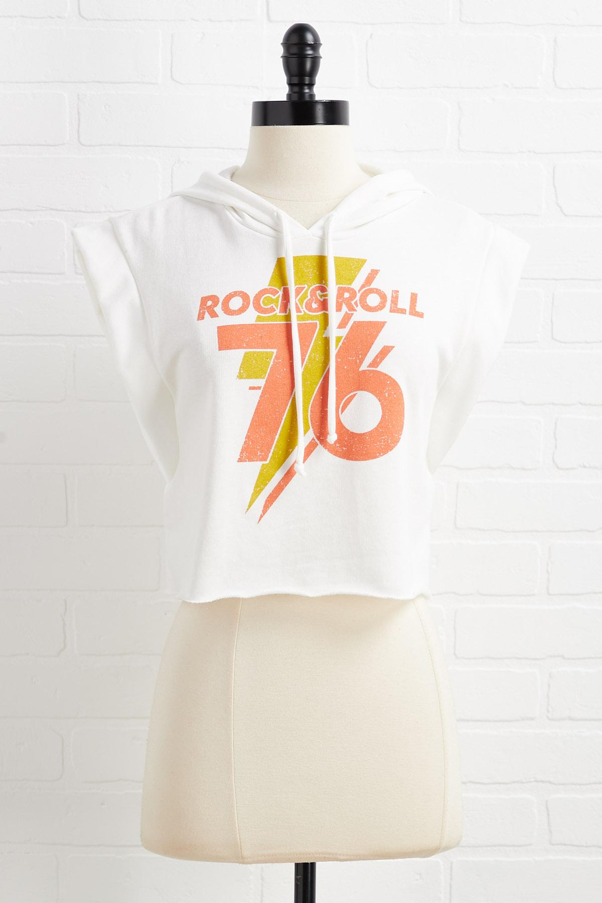Rock N Roll Top