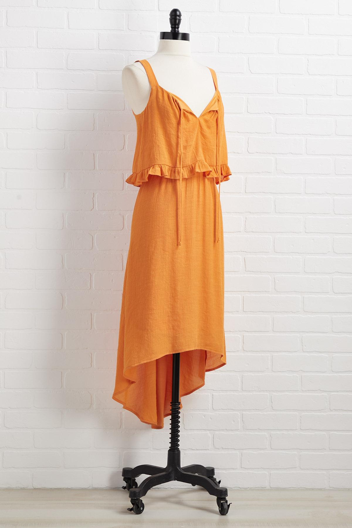 Middle Ground Dress