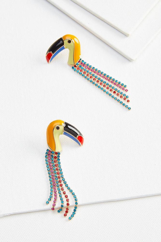 Pretty Parrot Earrings