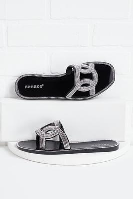 rhinestone cowgirl sandals