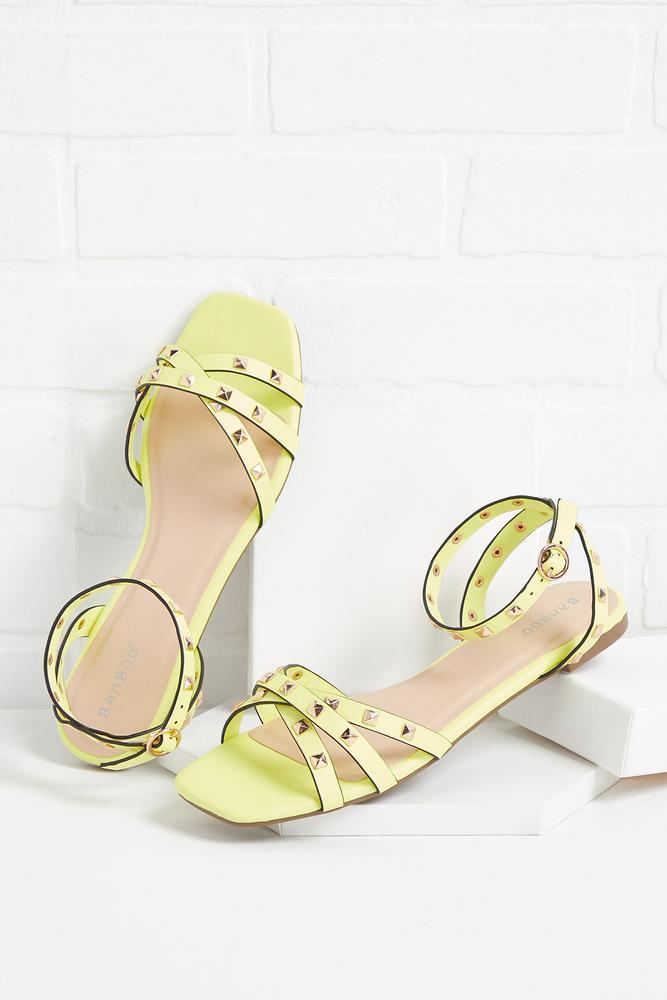 Neon Dreamin'sandals