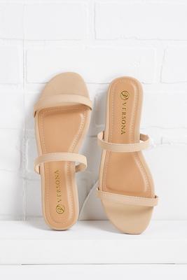 down on the boardwalk sandals