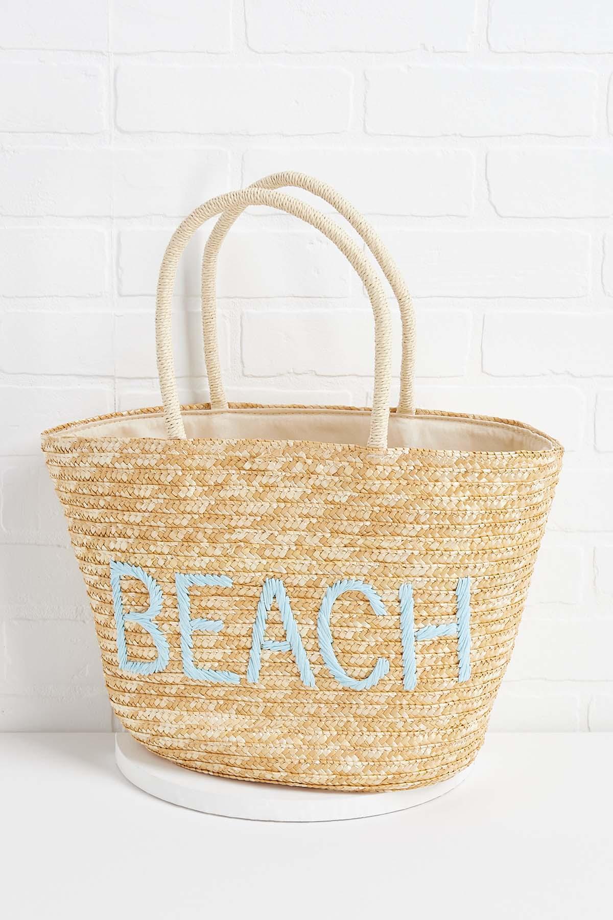 Meet Me At The Beach Tote
