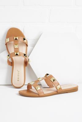 hey stud sandals