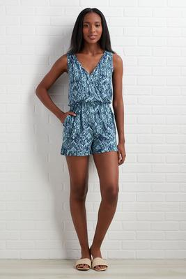 aztec you wish romper
