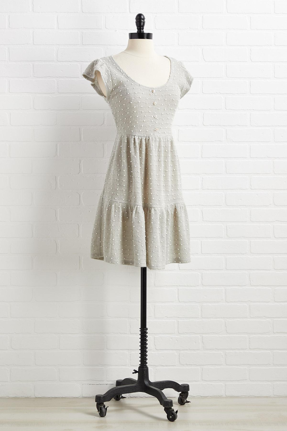 Dot Dot Dot Dress