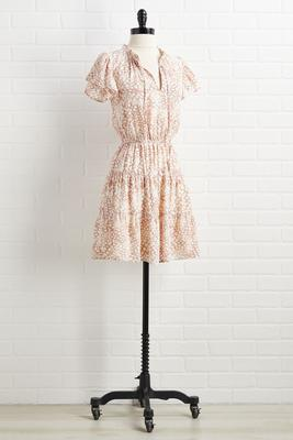 spot ya dress
