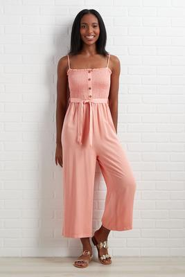pinky promise jumpsuit