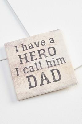 hero dad coaster