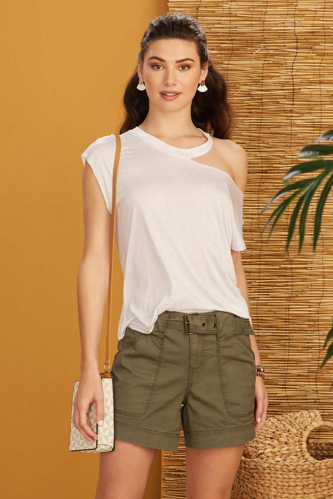 Cutout On The Town Top