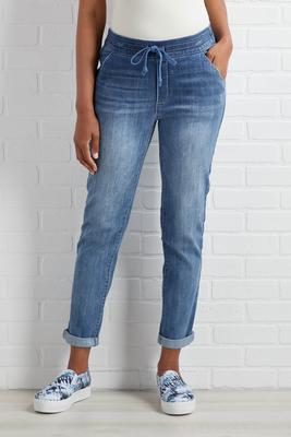 playing cool jeans