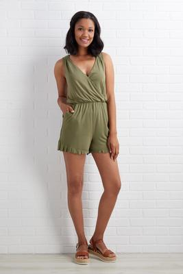 one-derful life romper