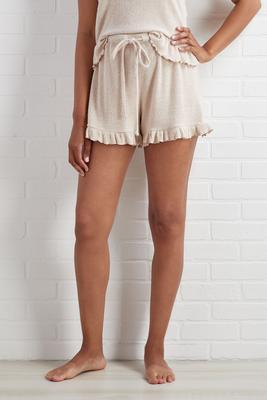 oatmeal cookie shorts