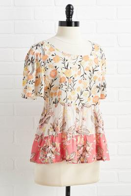 bloom and blossom top