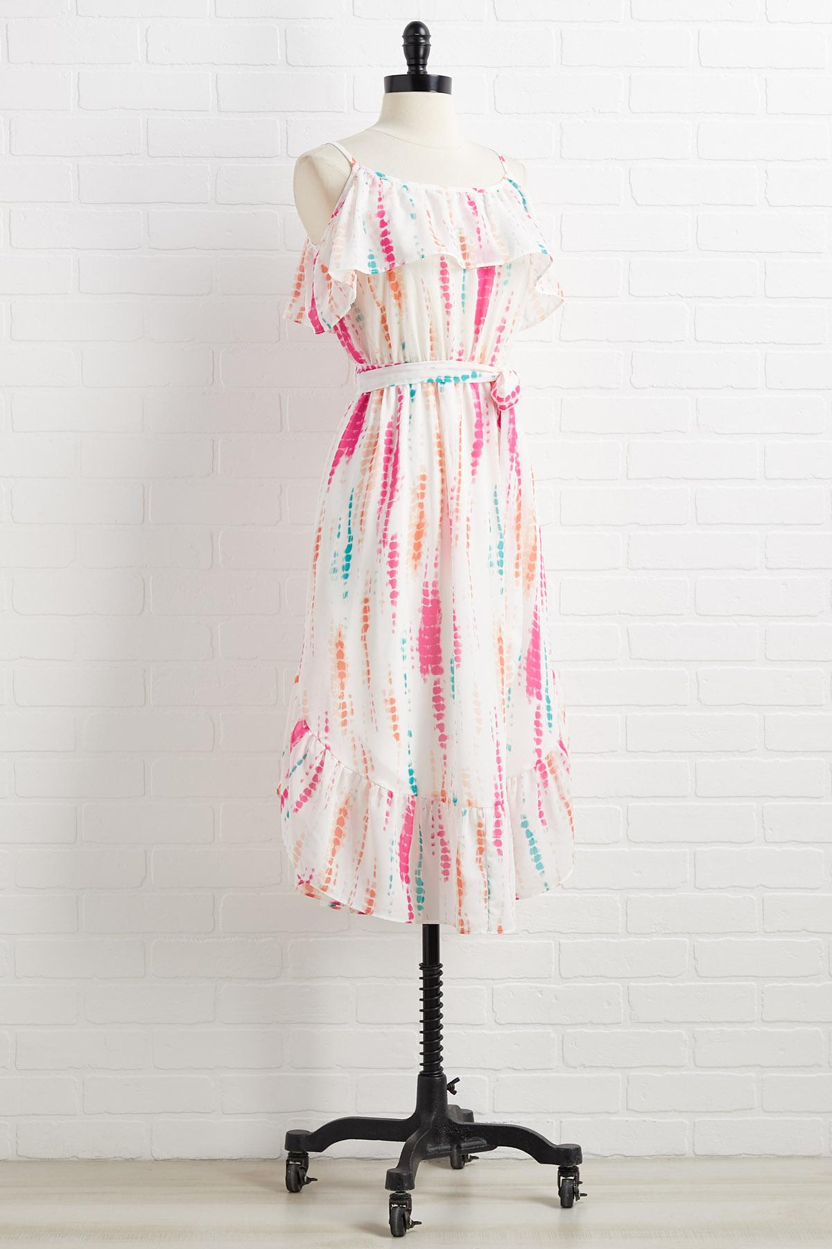 Send Me Somewhere Warm Dress