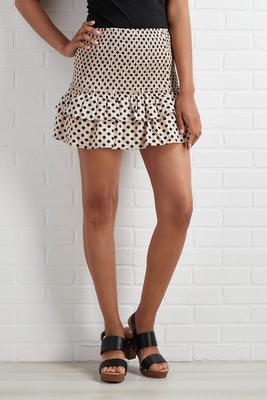 she`s trendy skirt