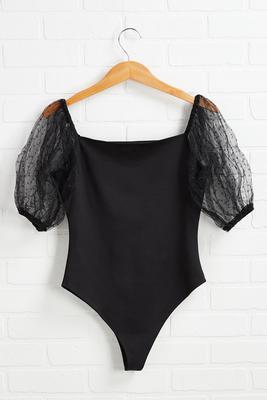 i dot it that way bodysuit