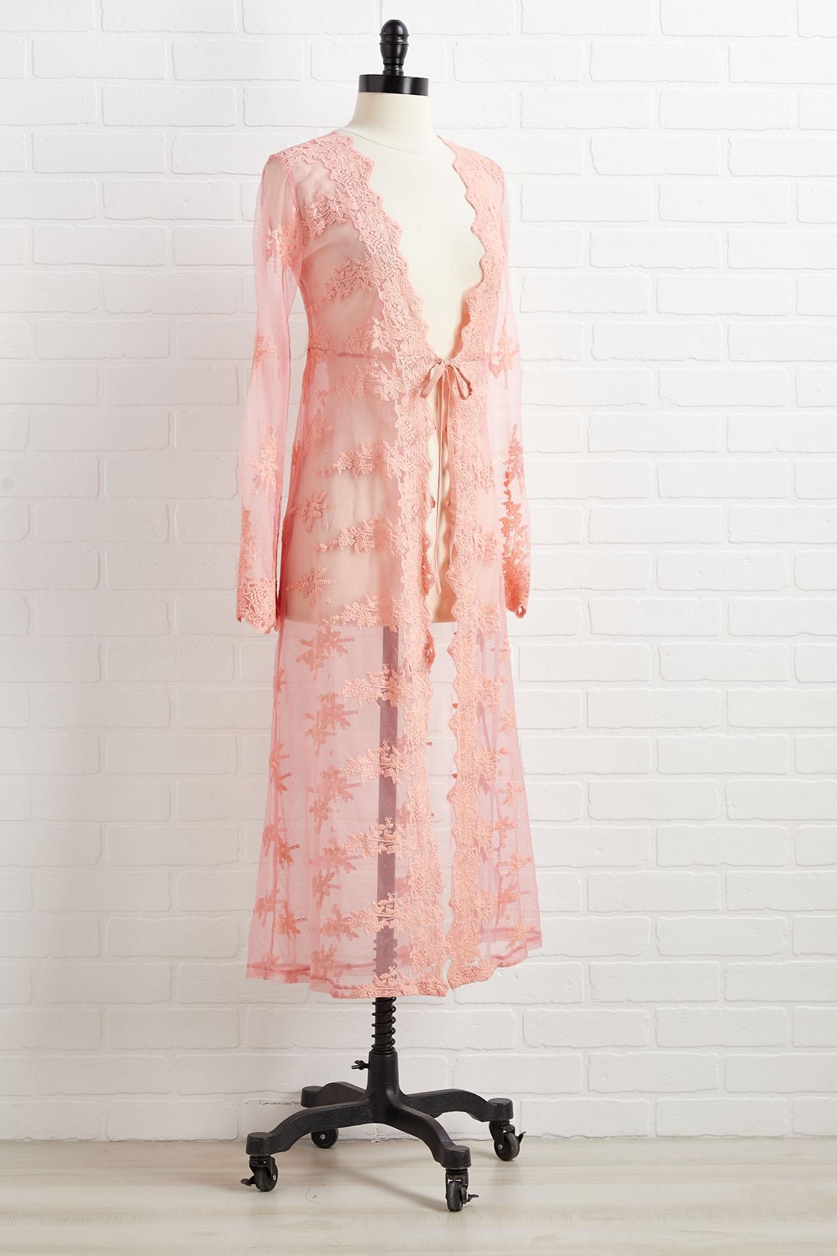 Summer Fling Kimono