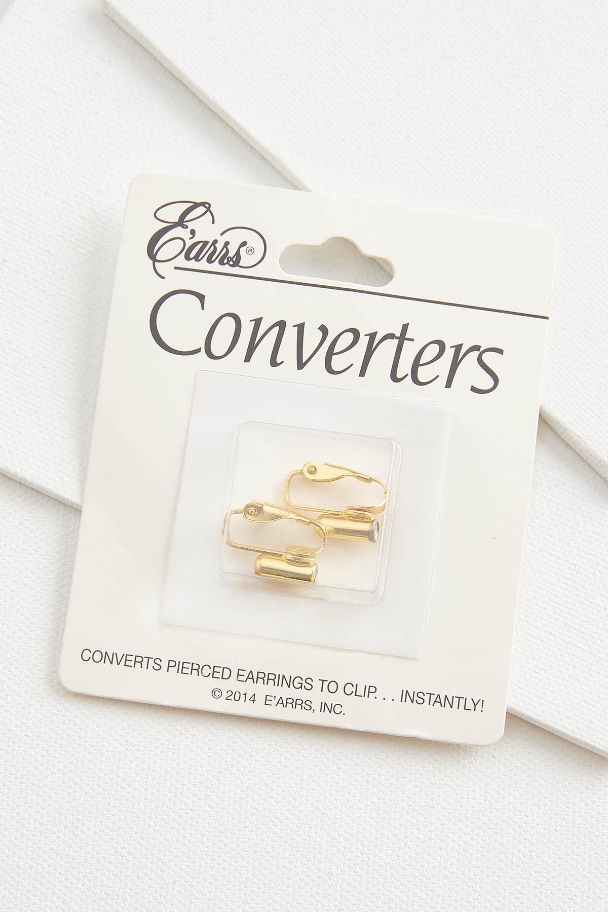 Clip On Earring Converter