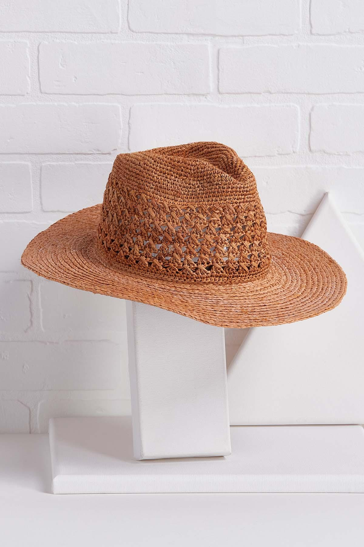 Straw Or Nothing Hat