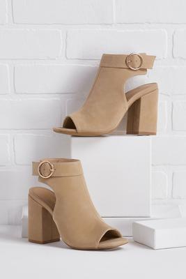 down the block heels