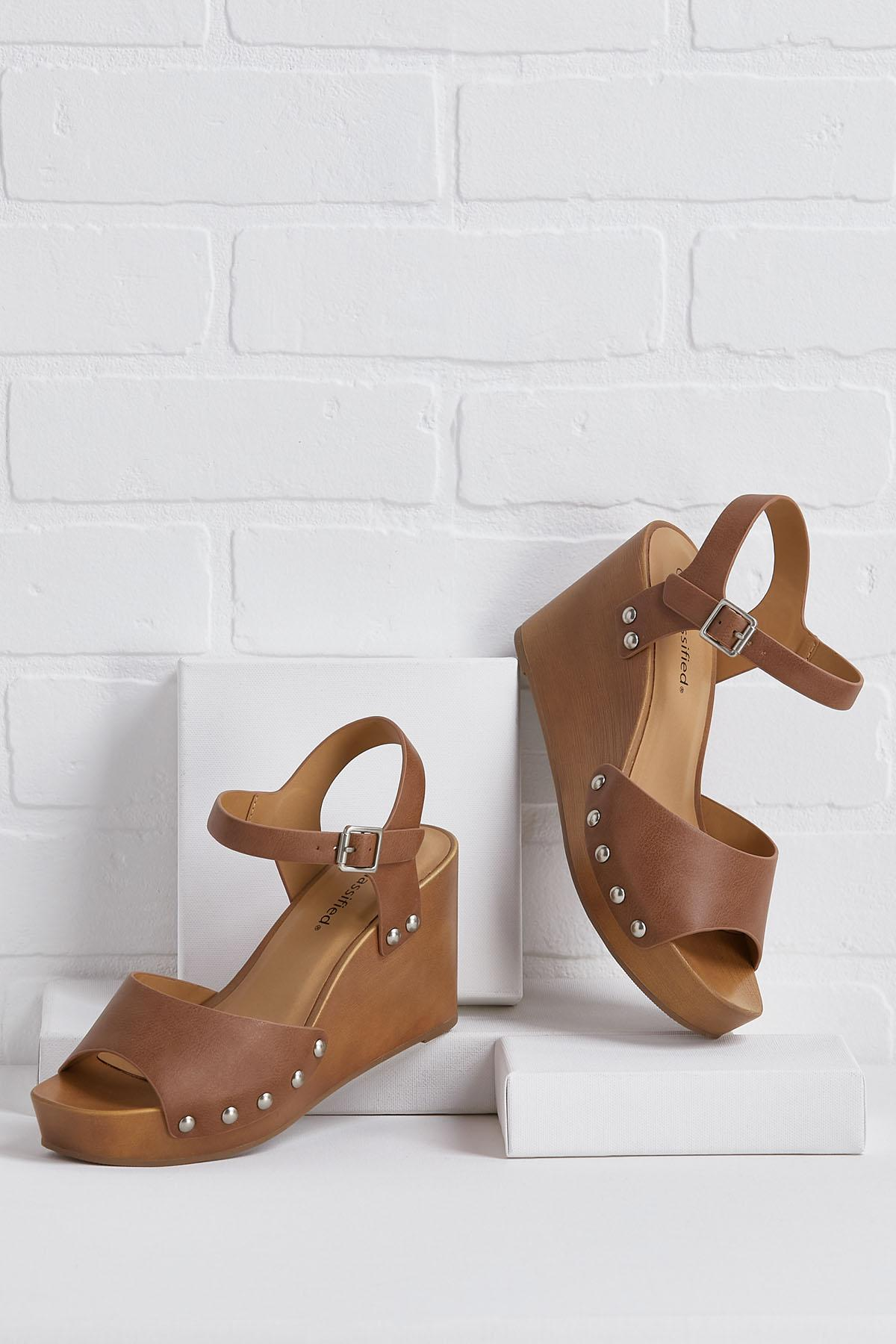 Confidence Boost Wedges
