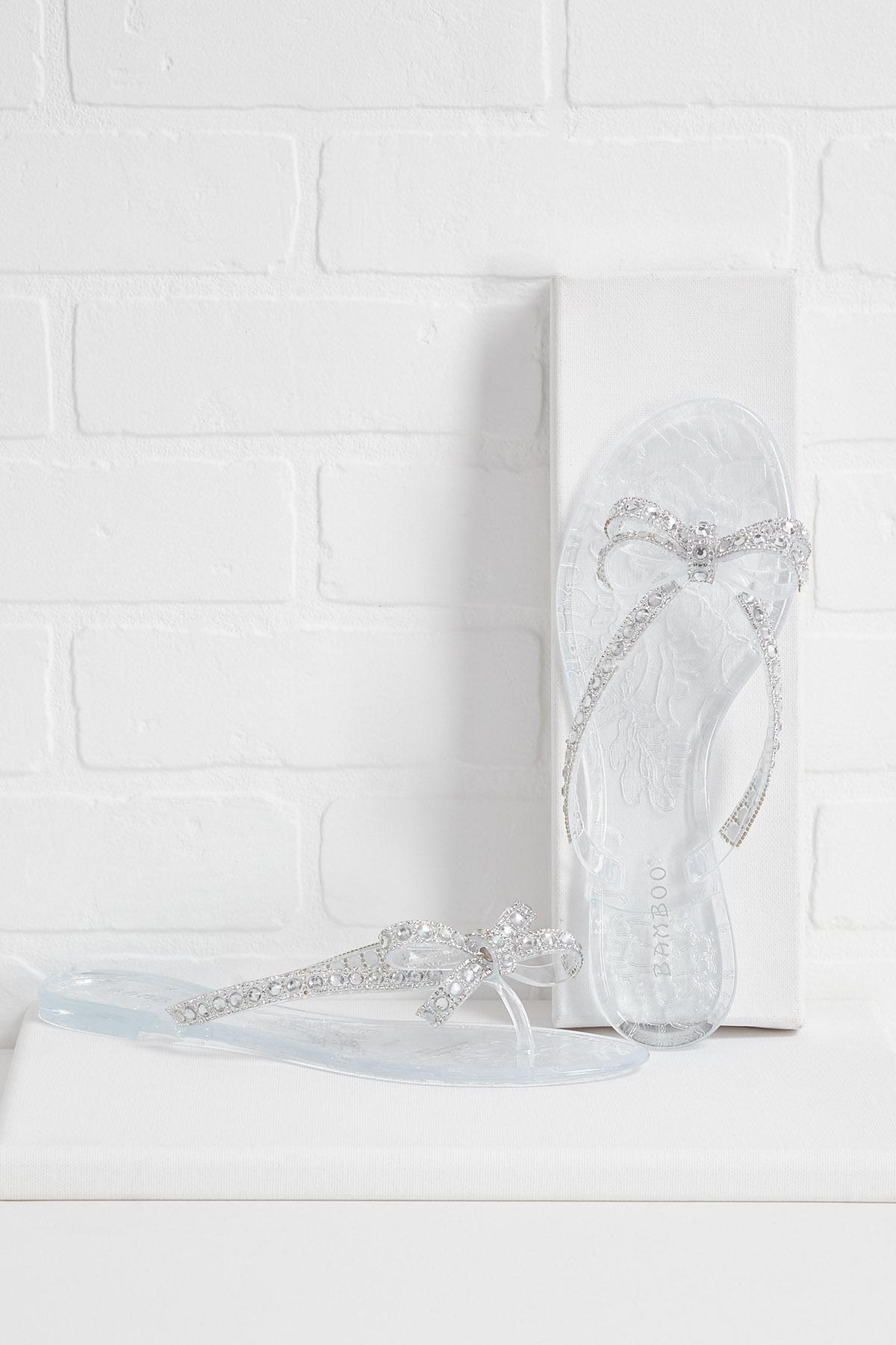 Bling On The Night Sandals