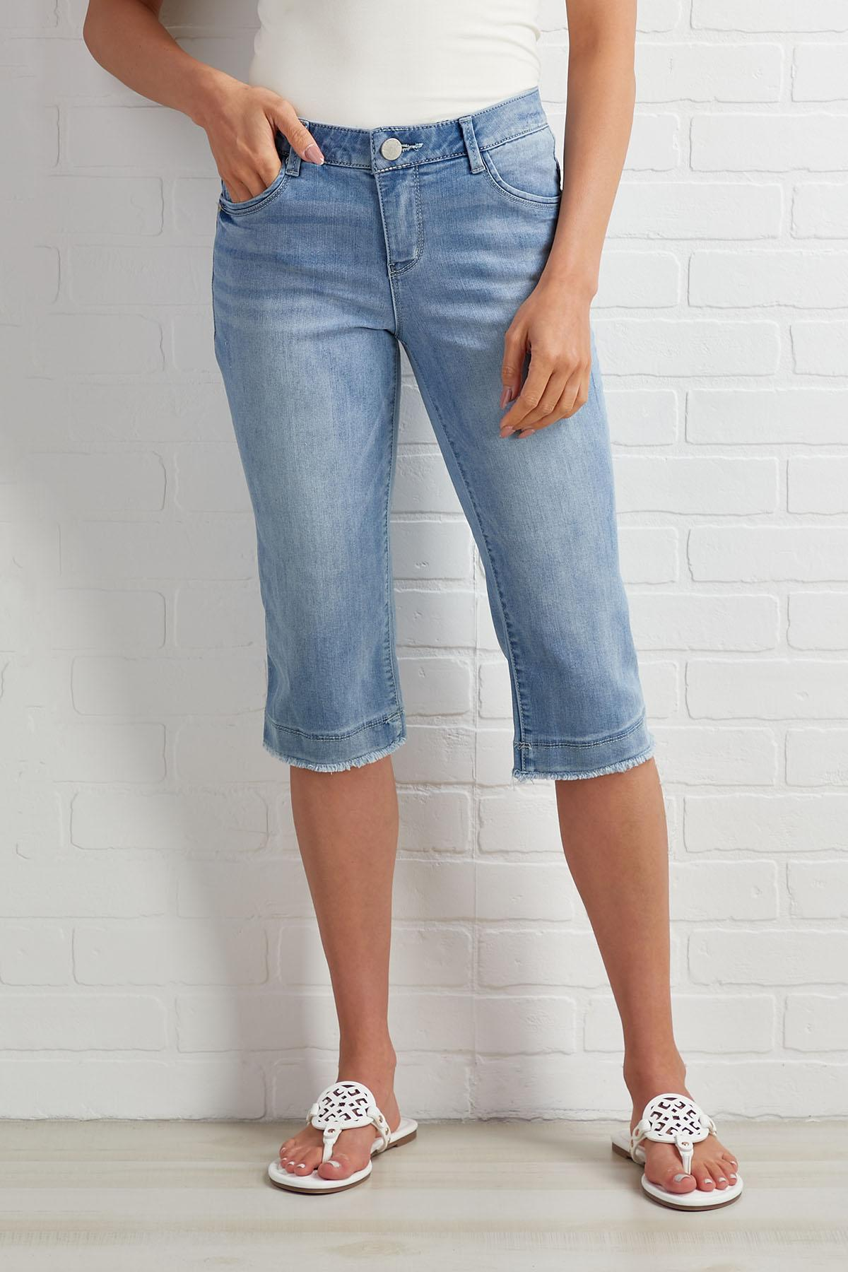 Sorry To Cut You Off Jeans