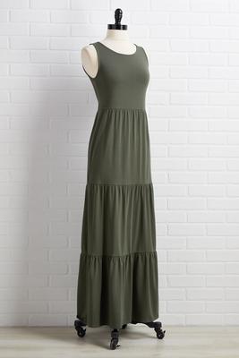 beach breeze maxi dress
