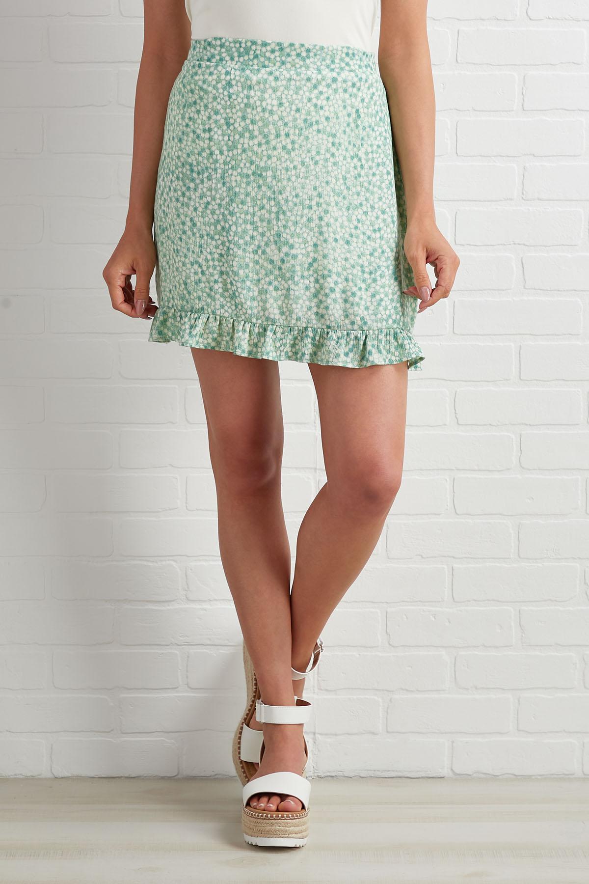 Going Green Skirt