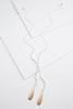 Y Neck Pendant Necklace