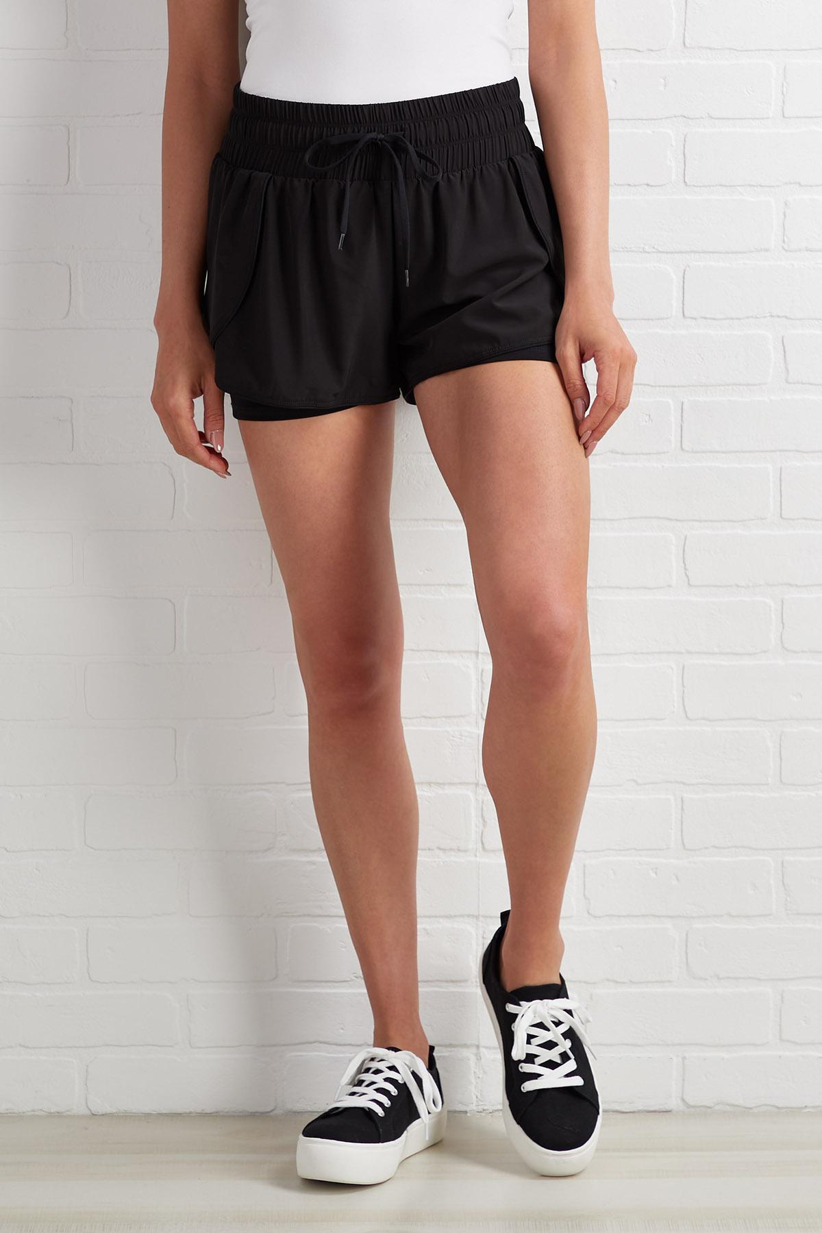 On The Run Shorts