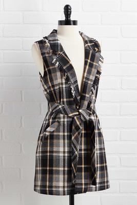 hay girl vest