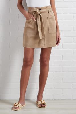 well utilized skirt
