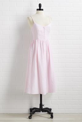 spill the tea party dress